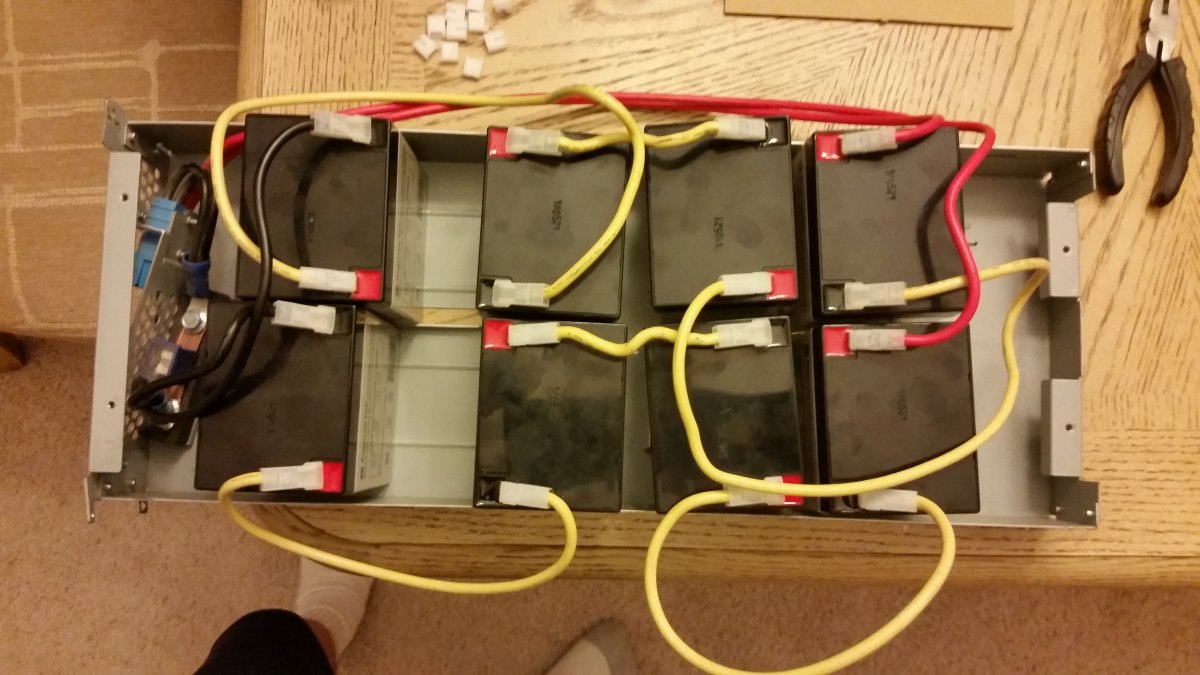 apc 1500 battery wiring diagram free picture ot: wiring diagram for apc ups battery? (rbc33 ... apc sc1500 battery wiring diagram